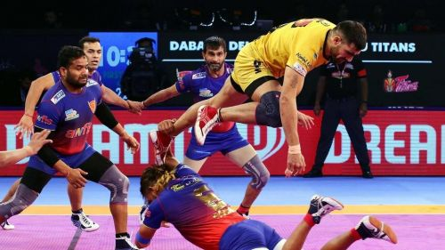Rahul Chaudhari could have won it for Telugu in the end
