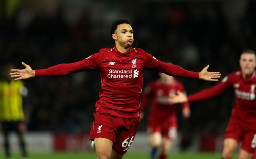 A shrewd value investor would end up spending on someone like Trent Alexander-Arnold