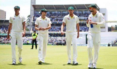 Australia's bowling attack