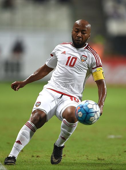 Ismail Matar- UAE v Iraq - 2018 FIFA World Cup Qualifier