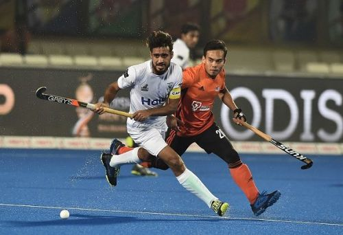 Malaysia v Pakistan - FIH Men's Hockey World Cup