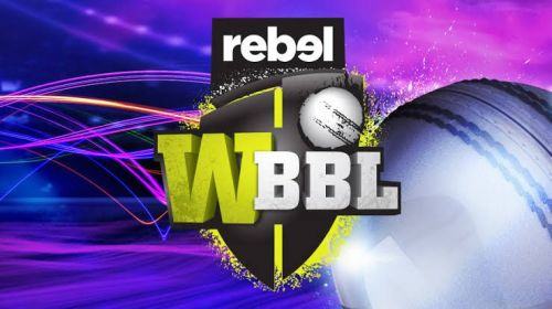Official logo for Rebel Women's Big Bash League
