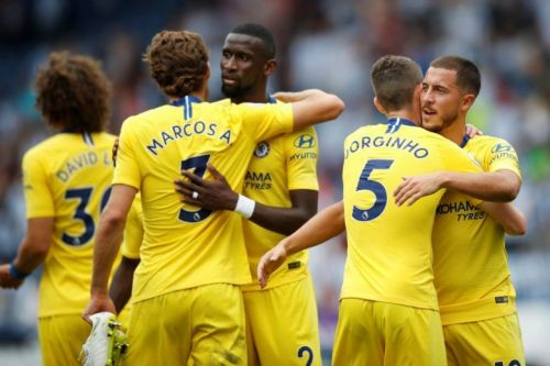 Chelsea end 2018 on a high note