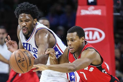Joel Embiid is 7th in the league in points per game