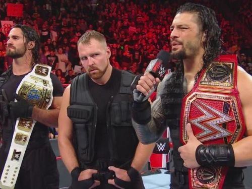 The second break up of the Shield hasn't come without controversy