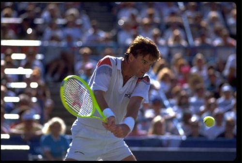 Jimmy Connors at the US Open