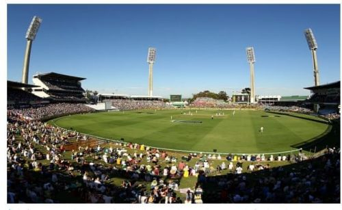 Western Australia Cricket Association Ground.