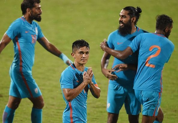 The Indian football team were denied participation in the 2018 Asian Games by IOA