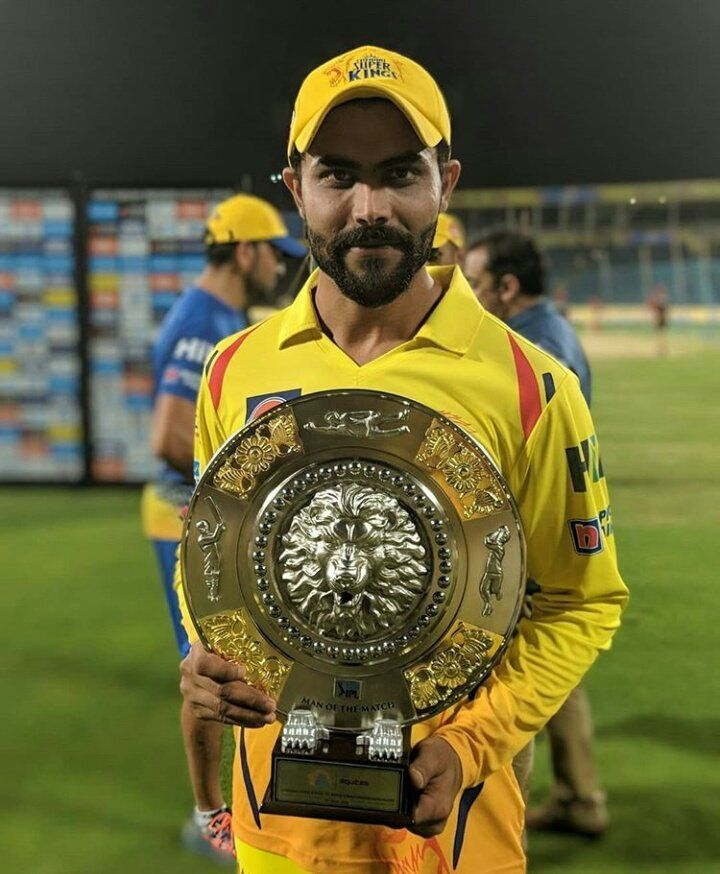 Jadeja was picked by Rajastan team in very first season of the IPL