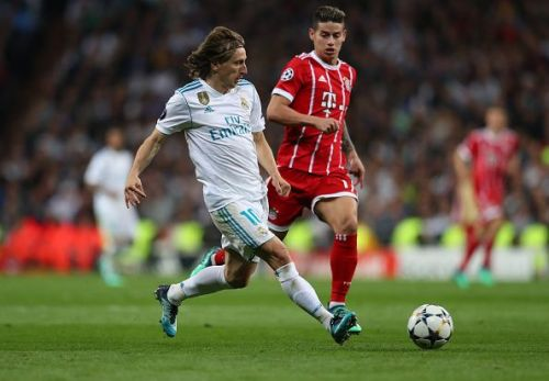 The playmaker was highly influential in the UEFA Champions League