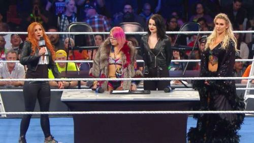 The contract signing generated so much more reaction than the repetitive booking on Raw