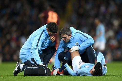 Injuries could derail Manchester City this season