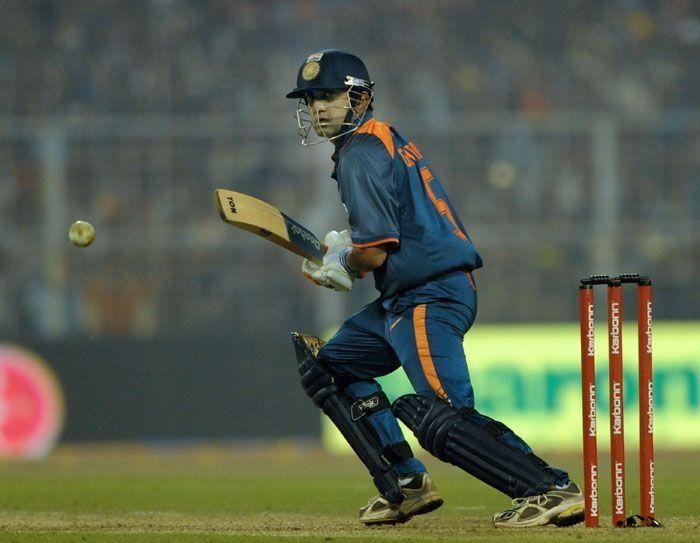 Against Sri Lanka at Kolkata