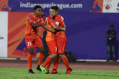 FC Pune City recorded their second win in as many games as they upstaged FC Goa by a scoreline of 2-0 (Image Courtesy: ISL)