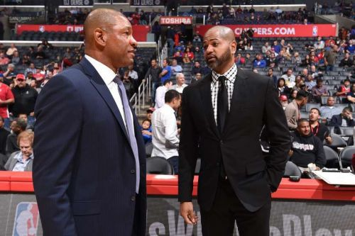 Doc Rivers & J.B. Bickerstaff
