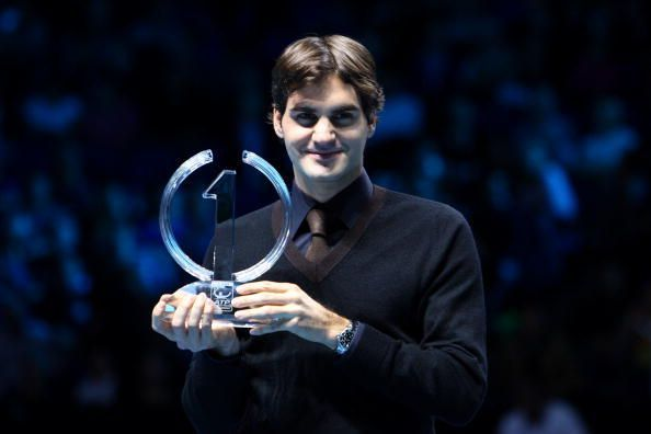 5 ATP players who have spent the most consecutive weeks as World No. 1