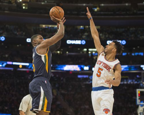 Utah Jazz earned their 18th win of the season with a comfortable victory against the New York Knicks