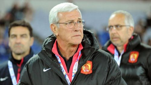 Marcelo Lippi, who is coaching China in the Asian Cup, led Italy to FIFA World Cup victory in 2006
