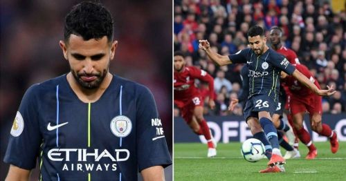 Riyad Mahrez's missed penalty could have implications