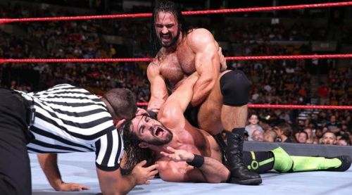 Drew Mcintyre could become Universal Champion in 2019