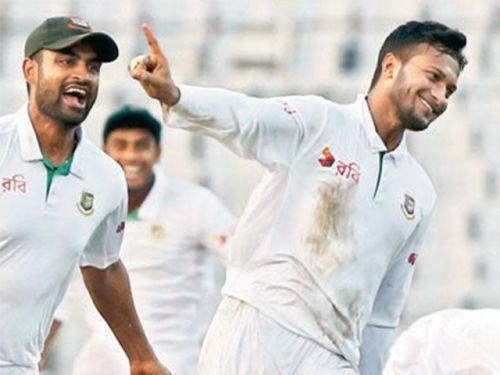 Bangladesh's Test team still hasn't progressed as a full Test member