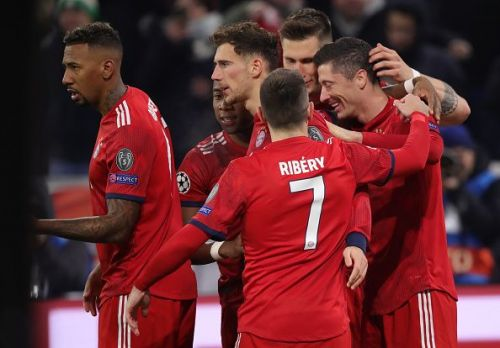 A victory for Bayern will guarantee them a top spot in Group E