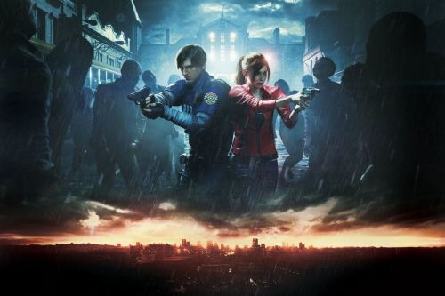 Get your chance to play a 30-minute demo before RE 2 arrives