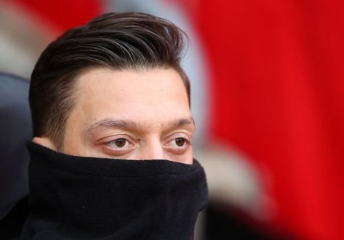 Mesut Ozil has not featured for Arsenal in the past 5 games