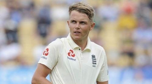 Sam Curran played a major role in helping England achieve a series win over India