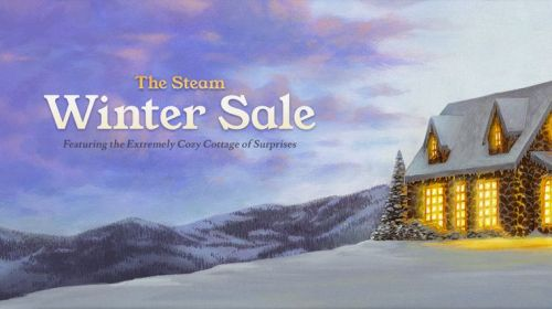 Steam's Winter Sale is here and exploded out the gate on Day 1 of the two-week event