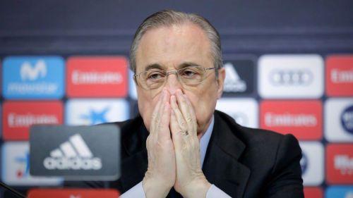 Florentino Perez has a big decision to make