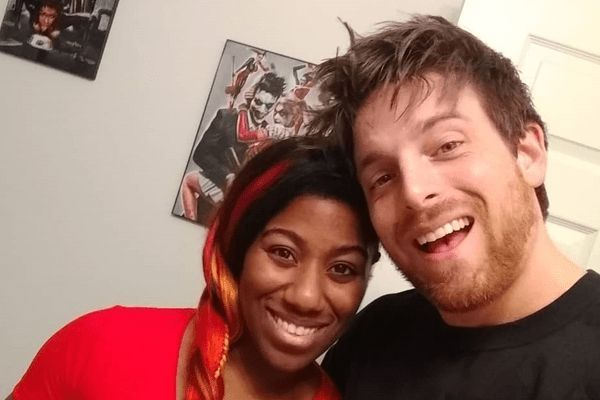 Ember Moon married indie wrestler Matthew Palmer earlier this year
