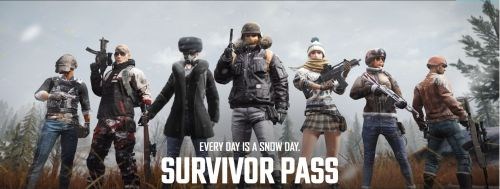 PUBG Survivor Pass Vikendi