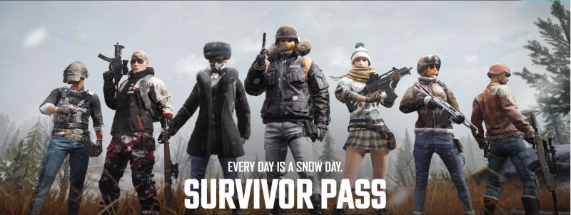 Everything You Need To Know About Pubg Survivor Pass Vikendi