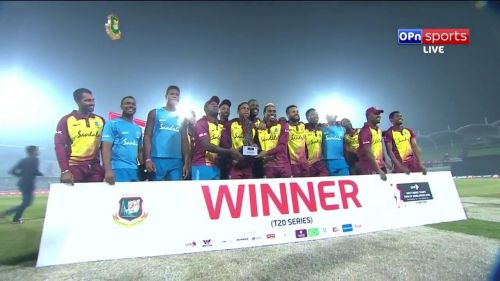 T20 Champion's Windies