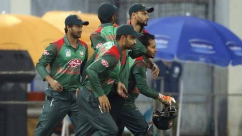 Bangladesh bank on momentum in T20I series