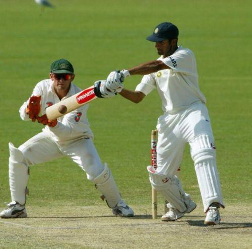 2nd Test Australia v India Day Five