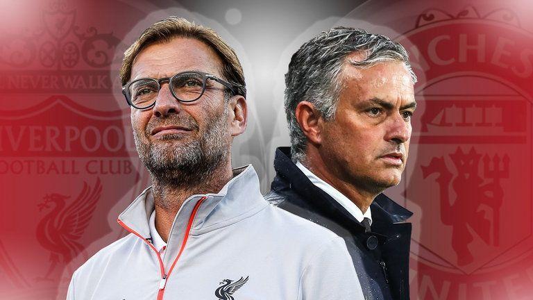 Klopp vs Mourinho - A clash of footballing ideologies