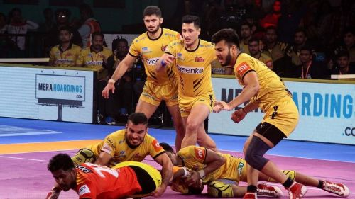 Telugu Titans will hope to capitalize on their defensive strength