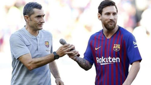 Ernesto Valverde will likely have a busy winter