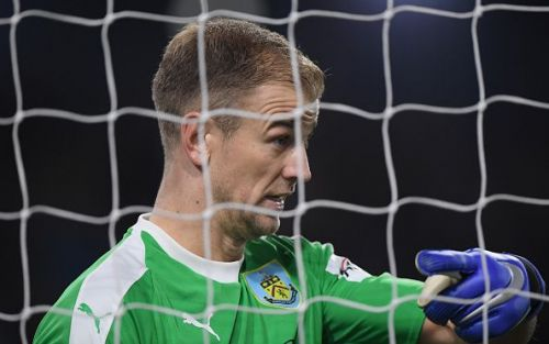 41 goals conceded for the Burnley man