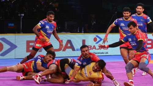 Can UP Yoddha's defence come together to avenge their previous defeats against the Patna Pirates?