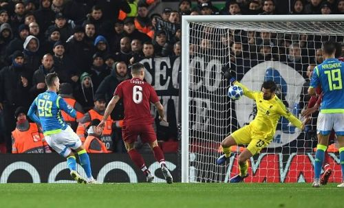 The moment that kept Liverpool alive in the Champions League