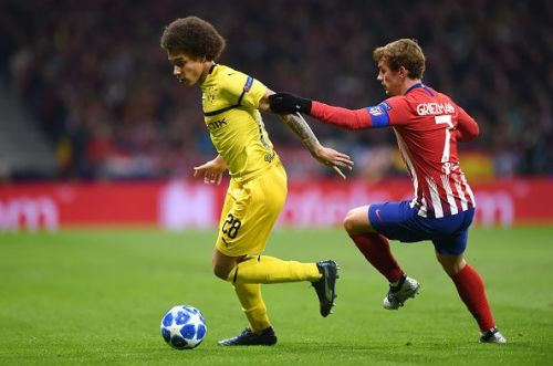 Witsel has taken his game up a notch after arriving at Dortmund