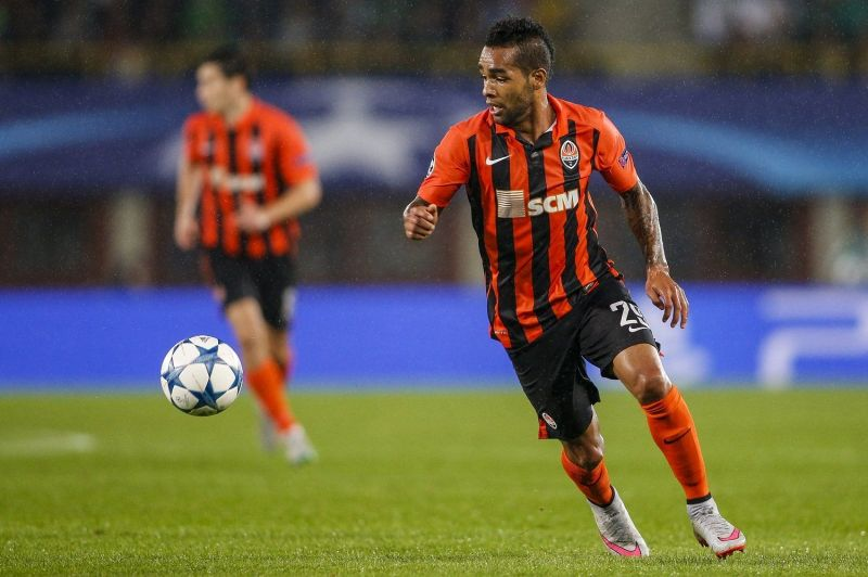 Liverpool was unwilling to match Shakhtar