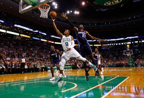 Charlotte Bobcats v Boston Celtics