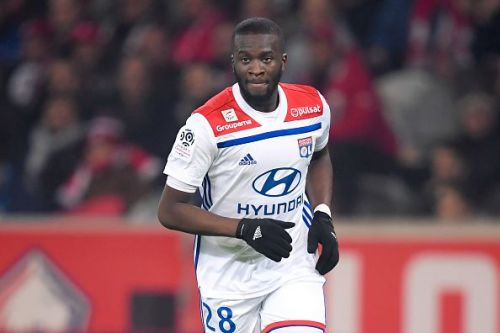 Lyon's 21-year-old Tanguy Ndombele has reportedly been linked with Barcelona, Manchester City and Spurs