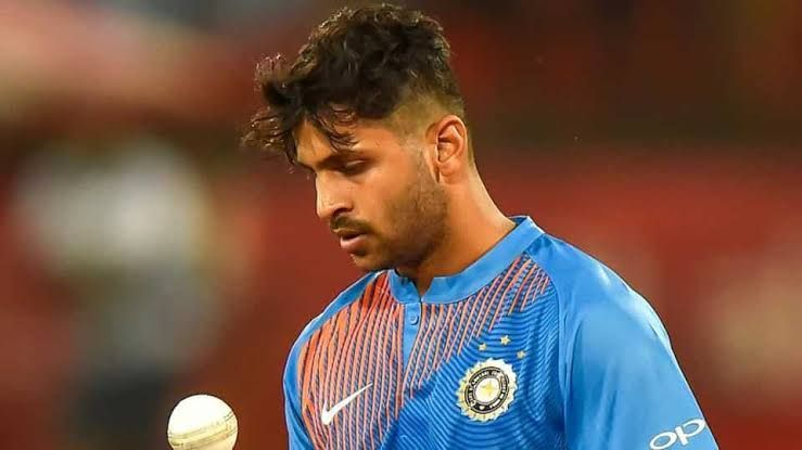 Shardul Thakur featured in seven T20I fixtures