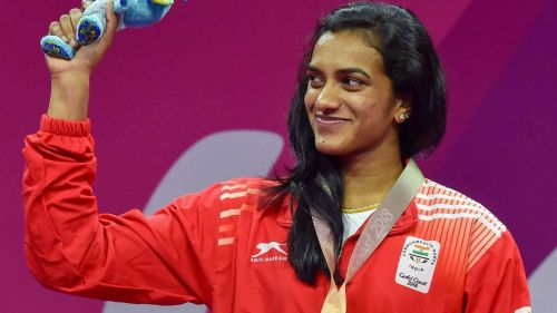The Golden Girl of Indian Badminton: PV Sindhu