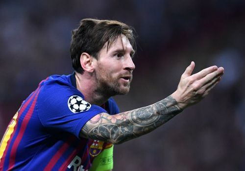 Messi will end 2018 at the top of the goal-scoring and the involvement in goals chart. Another underrated year for the Argentine.